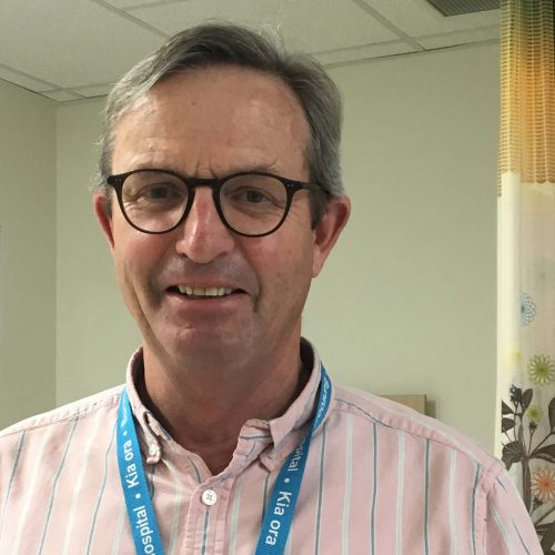 Dr Richard Acland