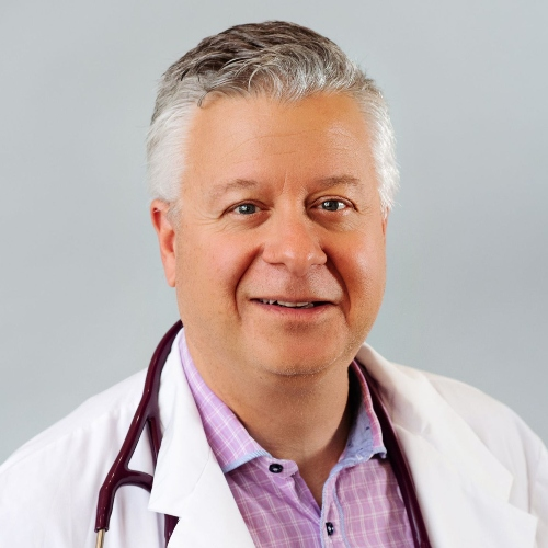 Dr Stephen Glazer M.D, FRCPC, FCCP, Internist